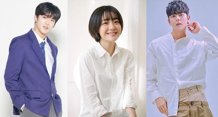 Kim Yo Han eks PRODUCE X 101, Baek A-yeon, dan Yeo Hoe Hyun