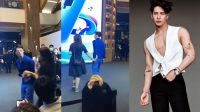 Jackson Wang GOT7 Genggam Tangan Seorang Fans, Cnetz Iri