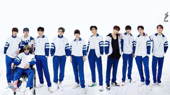 R1SE Boy Group