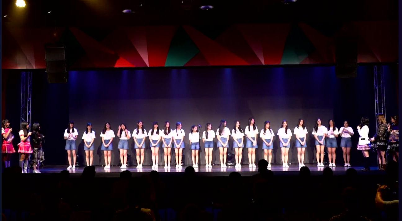 BNK48 3rd Generation (@BNK48 Theater)