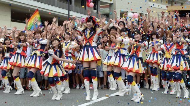 AKB48 Koisuru fortune cookie