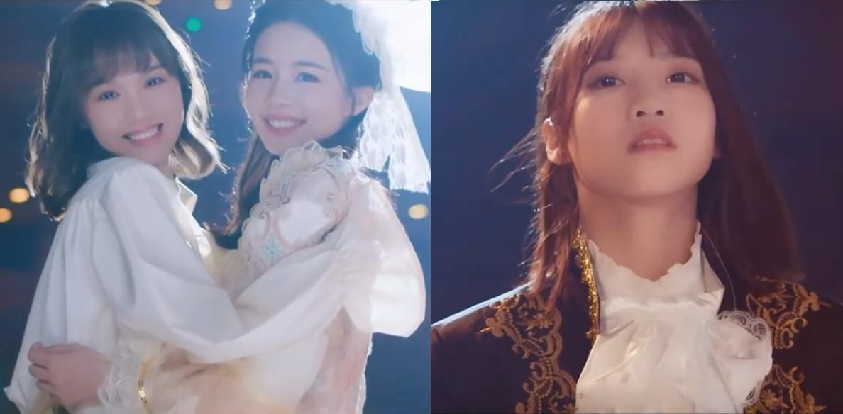 AKB48 Team SH Kaze wa fuiteru