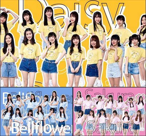 AKB48 Team TP Members