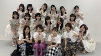 AKB48 dengan Atsuko Maeda, Takahashi Minami, Itano Tomomi, Shinoda Mariko