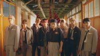 ATEEZ Tampil Memukau dalam MV 'THANXX'