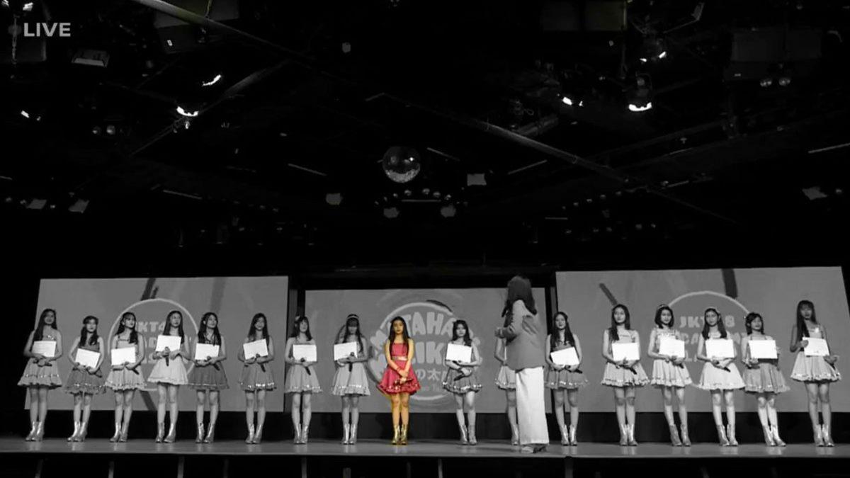 JKT48 academy show boku no taiyou
