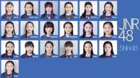 JNR48 Umumkan Bakal Debut Perdana di Konser SNH48 7th General Election