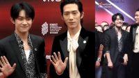 Jing Boran & Jackson Yee Tampak Serasi di Satu Acara, Netizen Ingin Satukan Dalam Drama
