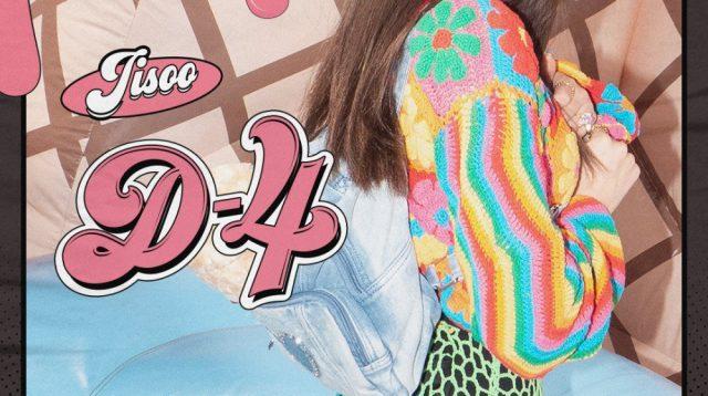Jisoo BLACKPINK Ice Cream