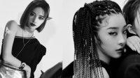 Poster Single Debut THE9 Kiku Xu dan Zhao Xiaotang Tuai Kontroversi