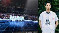 Lai Kuan-lin Unggah Foto Wanna One untuk Peringati Hari Debutnya