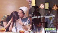 Luhan dan Guan Xiaotong Makin Lengket Hingga Temani Syuting Iklan
