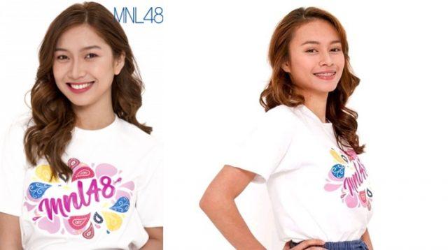 MNL48 Trish & Nile