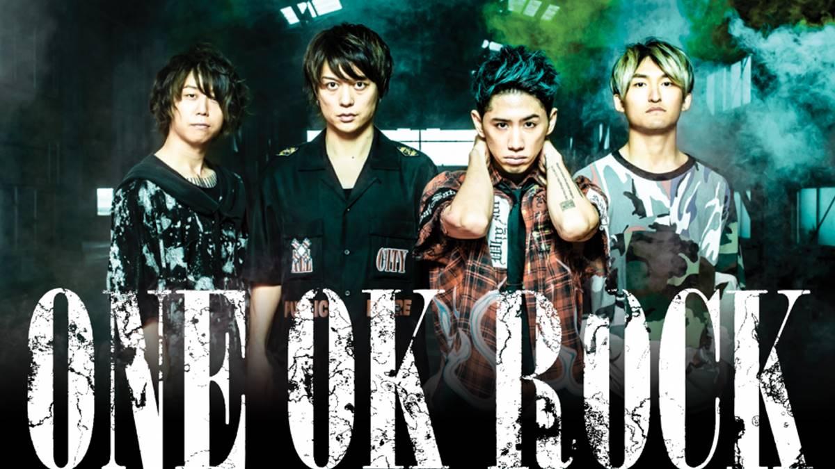 ONE OK ROCK concert
