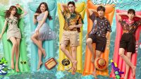 Wu Xuanyi, Aria Jin, Li Wenhan akan Tampil dalam Variety Show 'Perfect Summer'