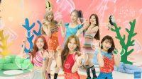 Rocket Punch Menari Bersama Gelembung dalam MV Baru 'Juicy'