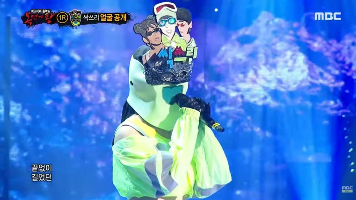 Takahashi Juri Rocket Punch The King Of Mask Singer