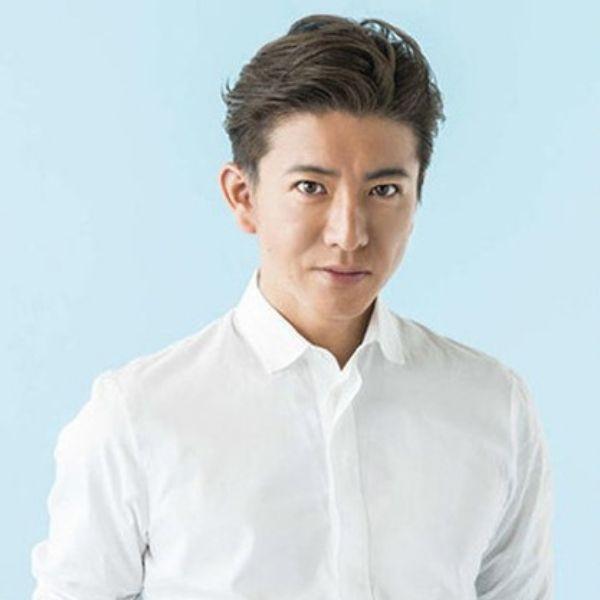 Takuya Kimura (foto/AsianWiki)