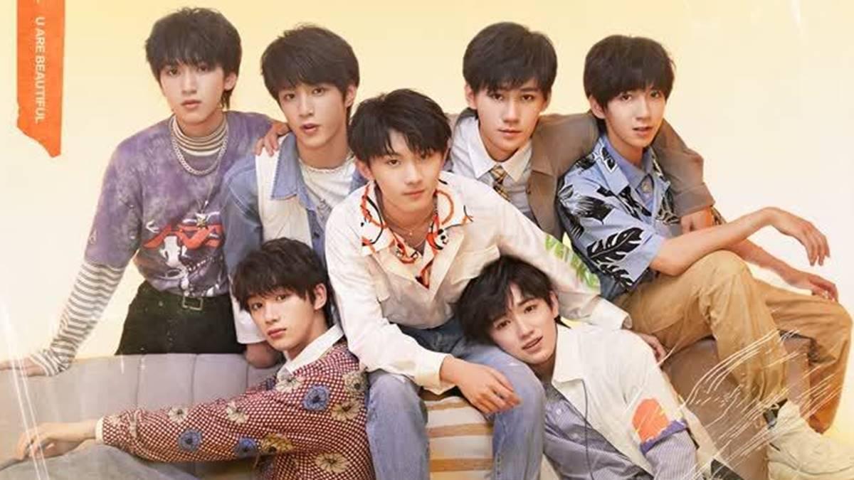 Teens in Times TNT boy group