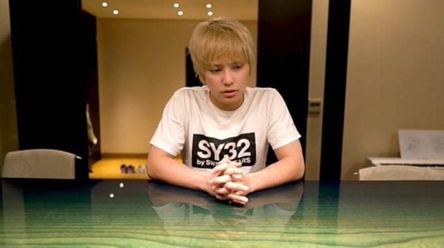 Tegoshi Yuya minta maaf