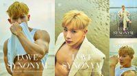 Wonho Eks Monsta X Pamer Abs dalam Foto Konsep Debut Solonya