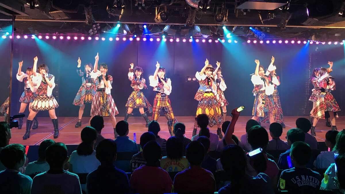 akb48 theater performance