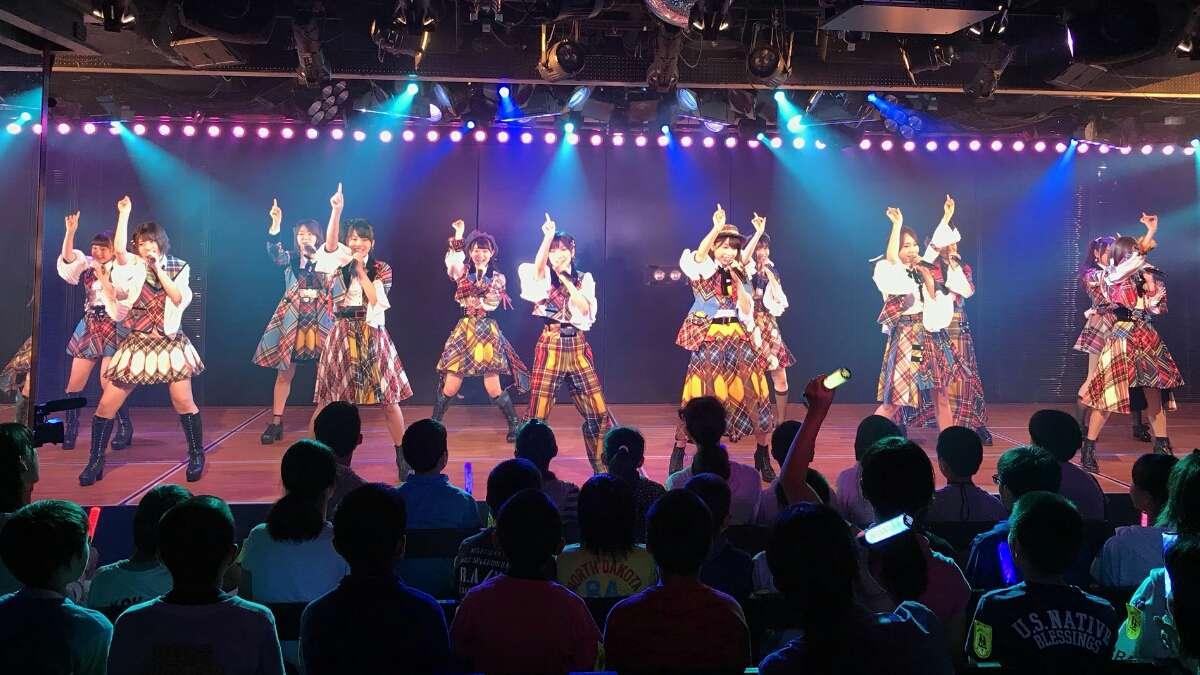 akb48 theater performance