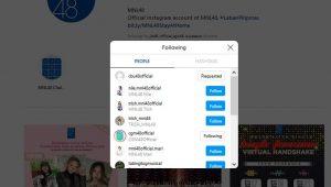 MNL48 Following CBU48 (Foto/@mnl48official)