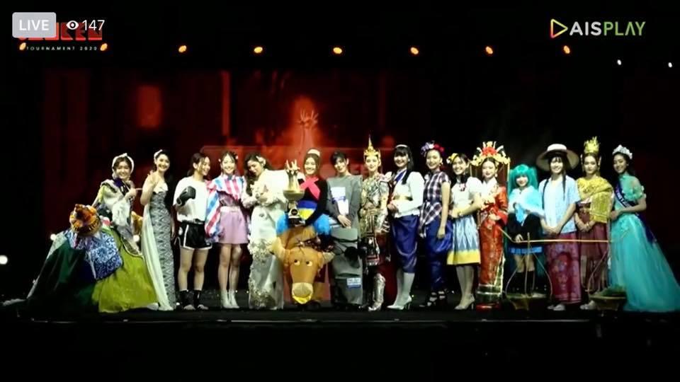16 Senbatsu BNK48 1st Janken Tournament