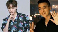 Ou Hao dan Liu Ye R1SE Dianggap Netizen Punya Nama Inggris yang Unik Hingga Trending