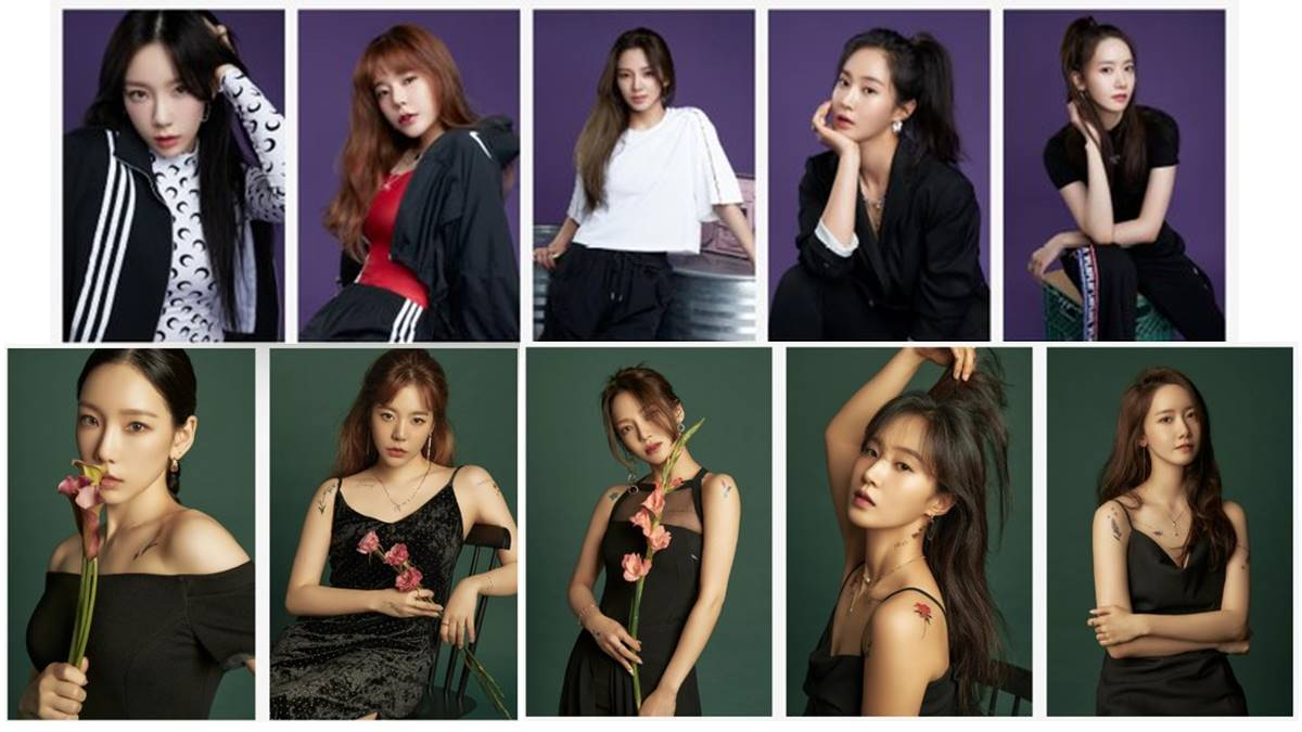 Girls' Generation Season Greeting 2021