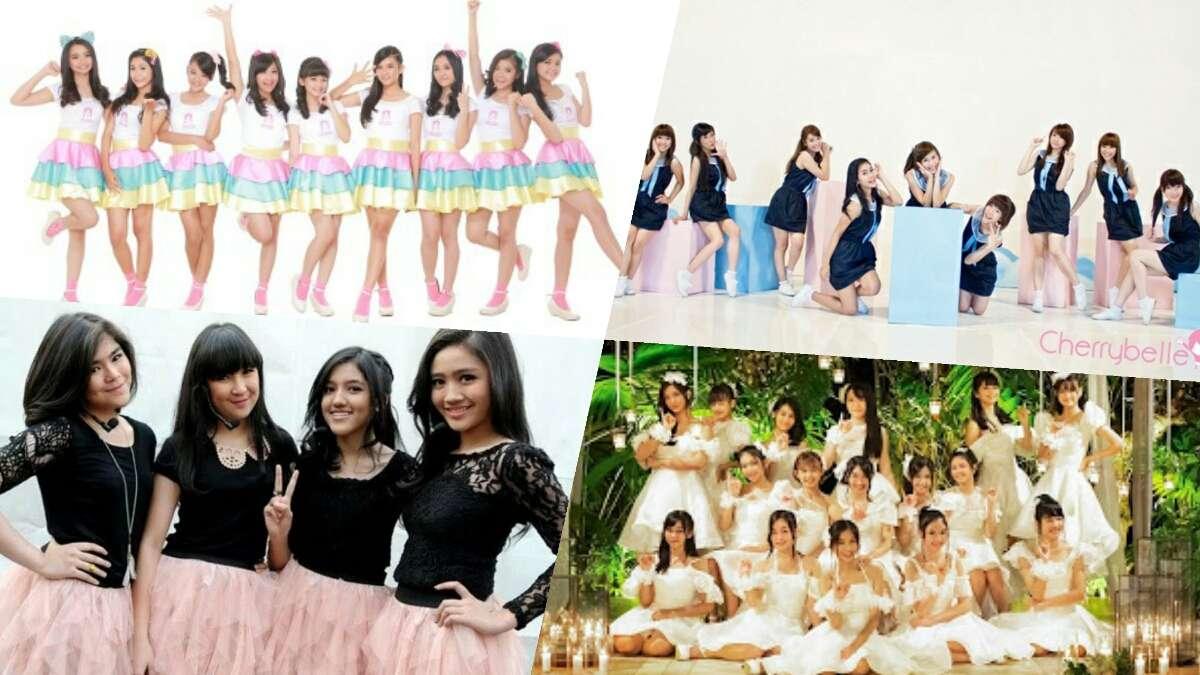 Girl grup indonesia