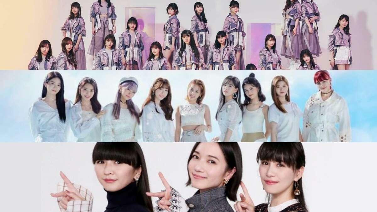 Girl grup populer di jepang nogizaka46 niziu