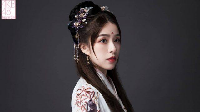 Mao Weijia AKB48 Team SH