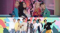 MelOn Music Awards 2020 Umumkan Pemenang TOP 10 Artis