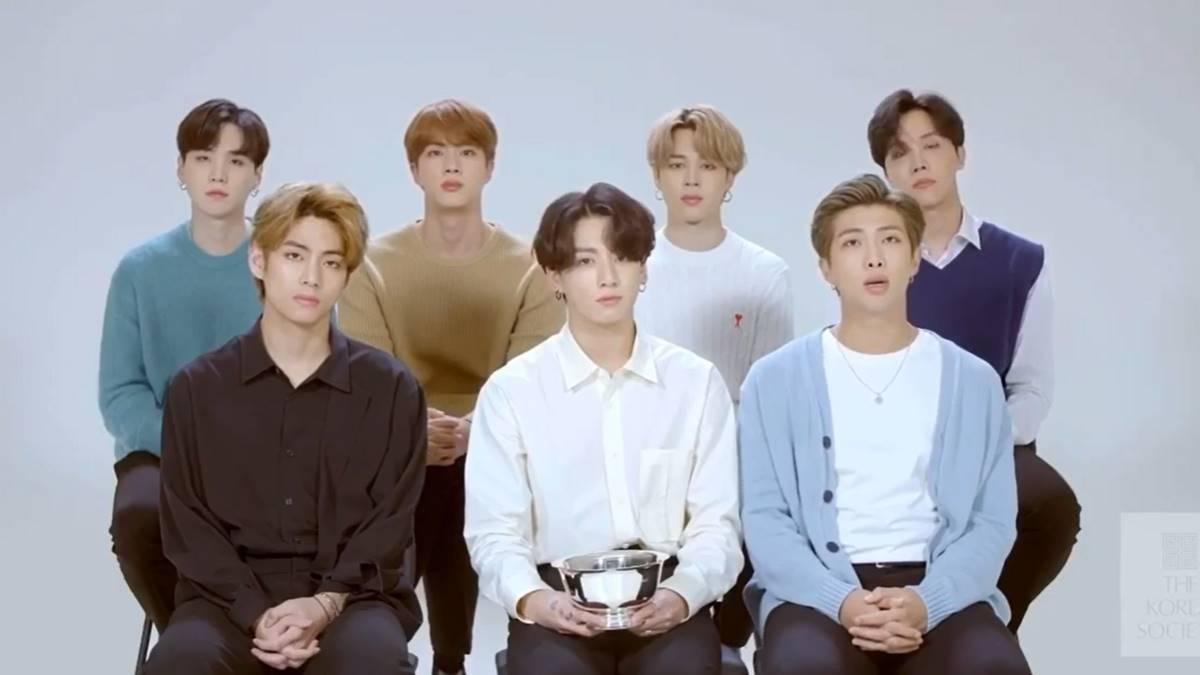 BTS boy Group