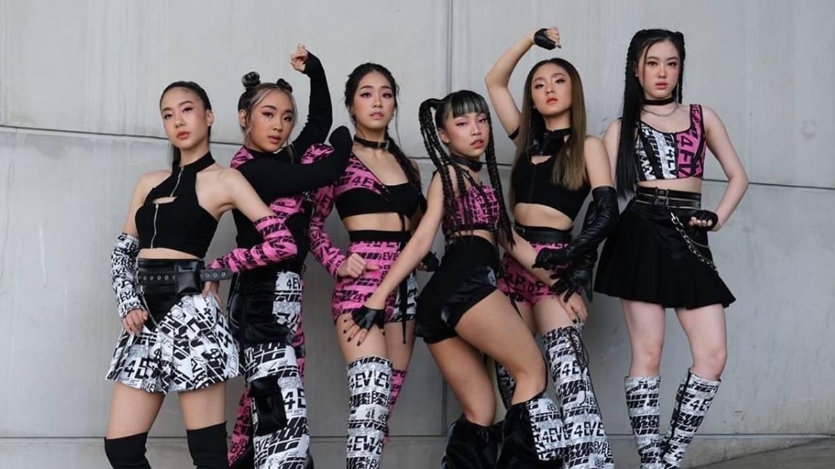 4EVE girl grup Thailand