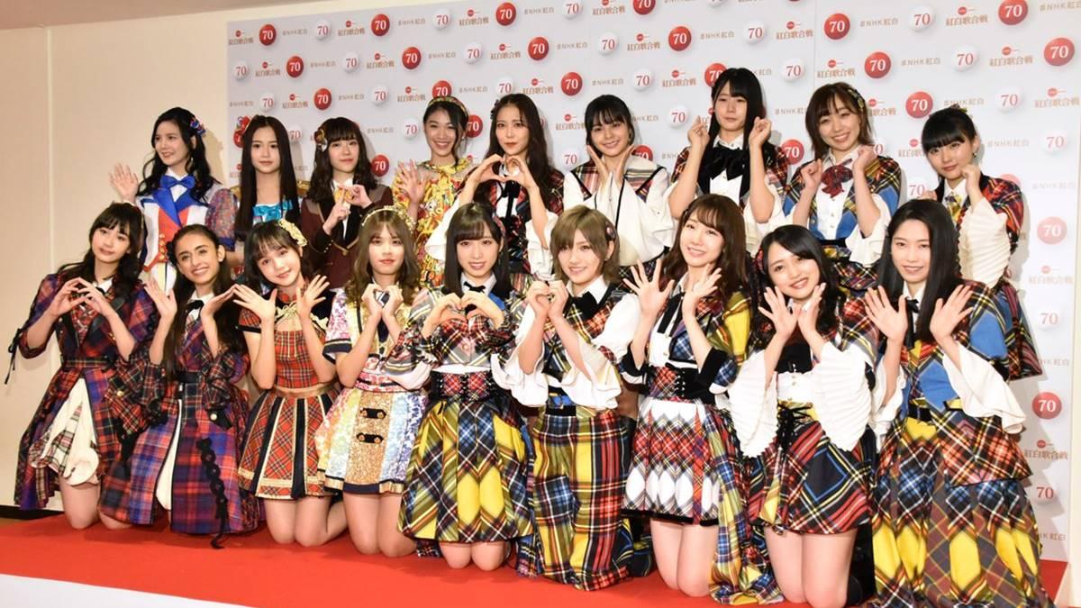 AKB48 70th NHK Kouhaku Uta Gassen