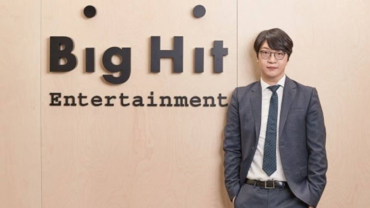 Big Hit Entertainment CEO