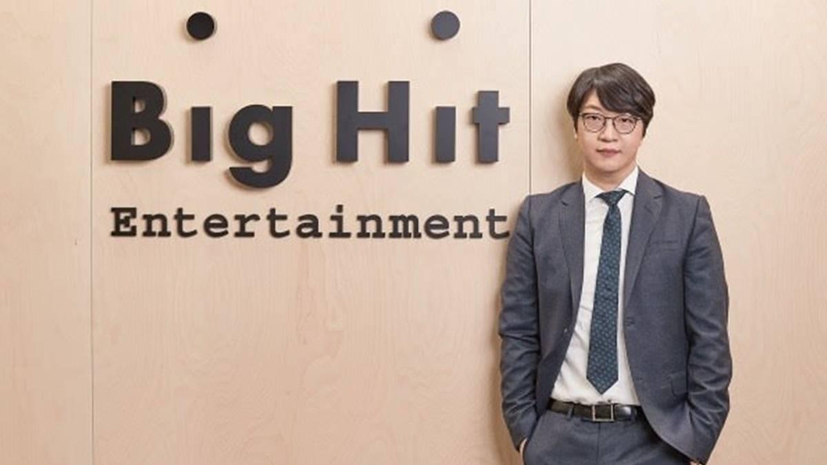 Big Hit Entertainment CEO