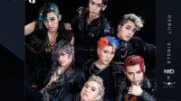 Tampil Garang, Boy Grup Thailand 'NKO' Siap debut
