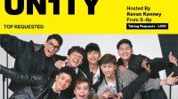UN1TY Jadi Boy Grup Indonesia Pertama yang Masuk MTV Friday Live Stream