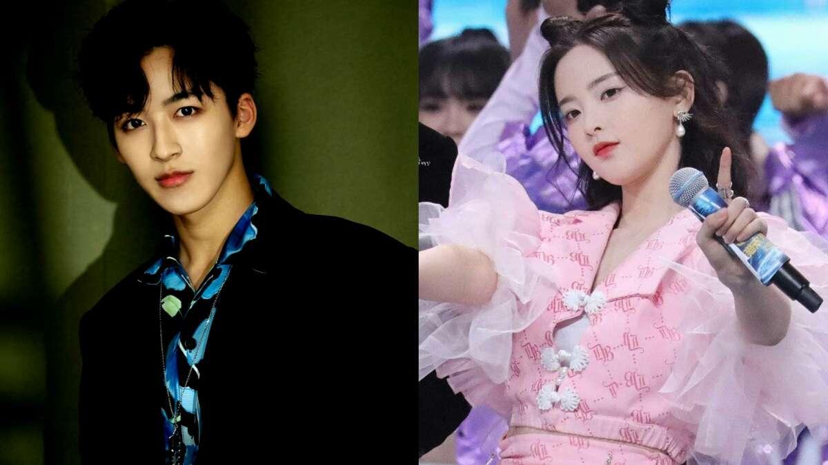 He Luoluo dan Yang Chaoyue