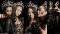 Karina aespa Dalam Bahaya 'BLACK MAMBA' di Teaser Debut