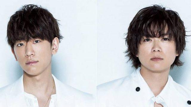 Kato Shigeaki and Koyama Keiichiro NEWS