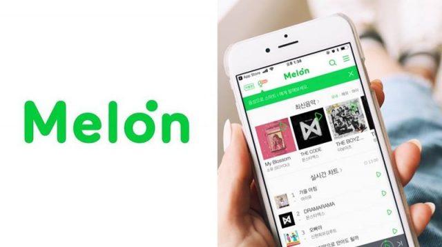 Melon Music platform