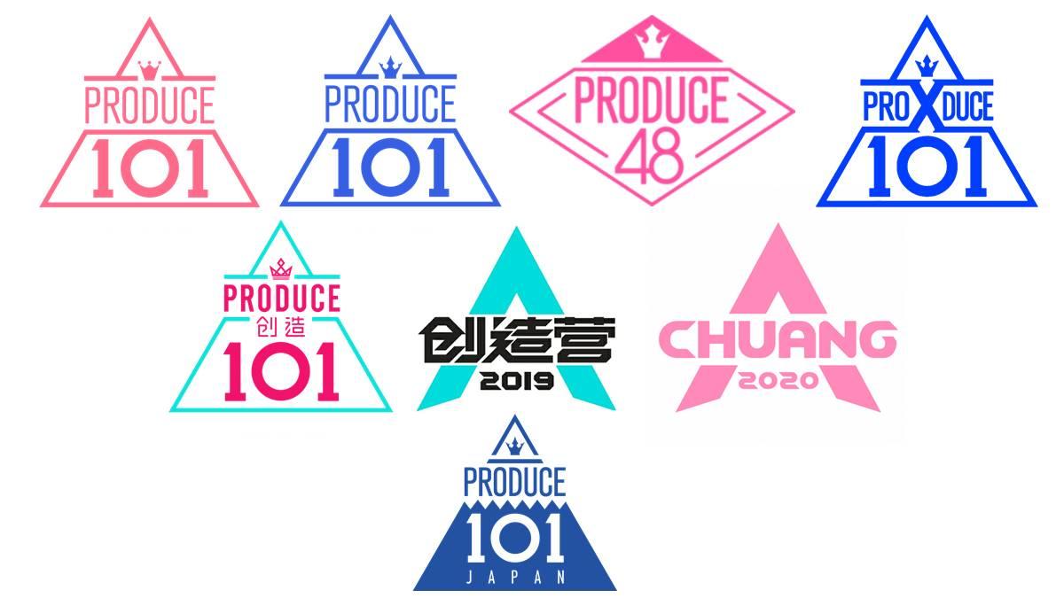 PRODUCE 101 Korea CHUANG China Japan