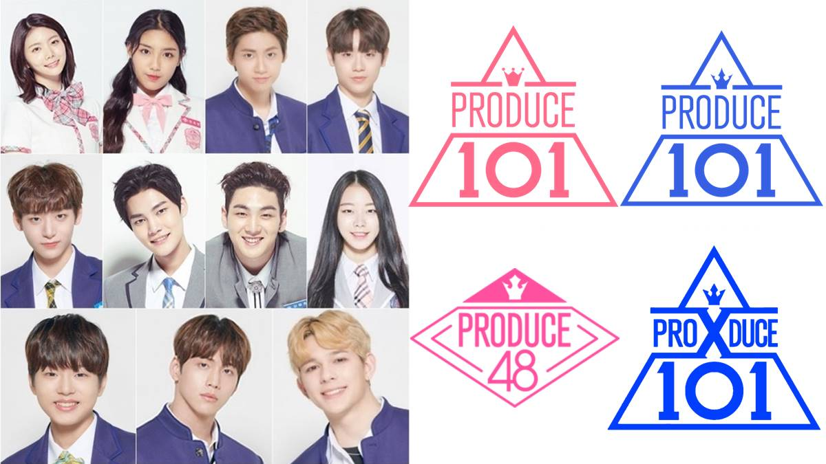 PRODUCE 101 manipulated trainees