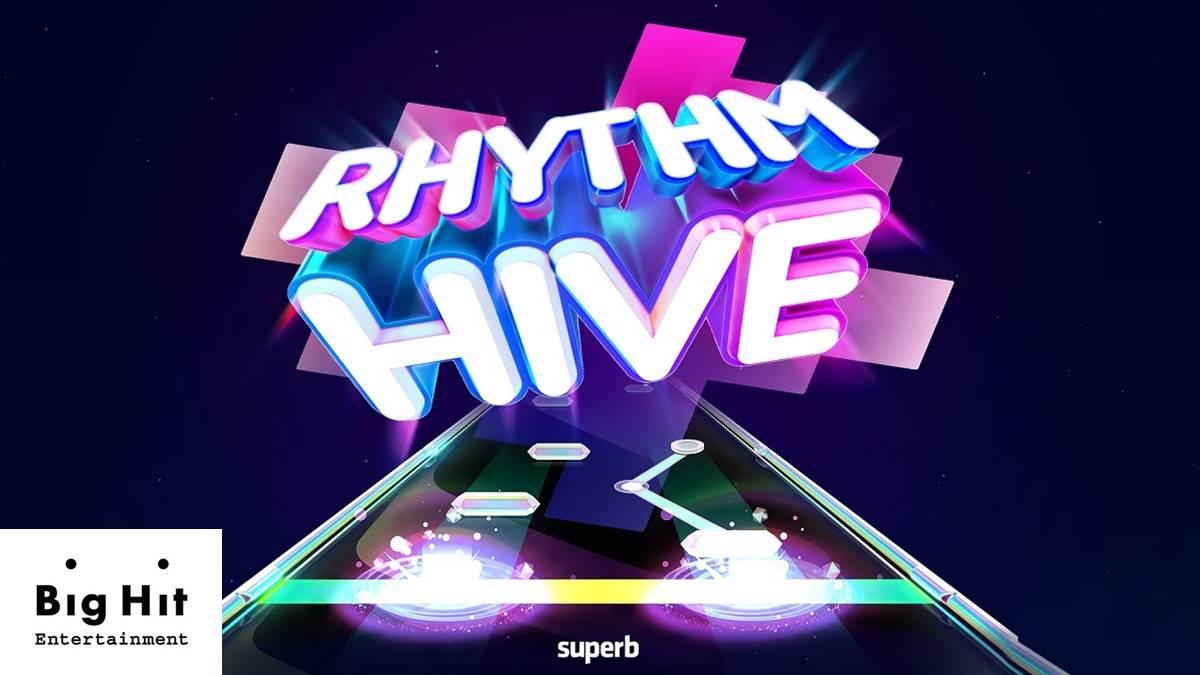 Rhythm Hive Big Hit SuperB