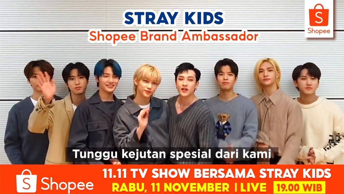 STRAY KIDS Shopee Indonesia